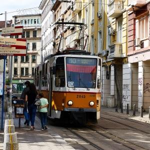 Tram Sofia