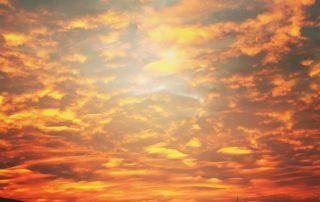 Vitosha sunset