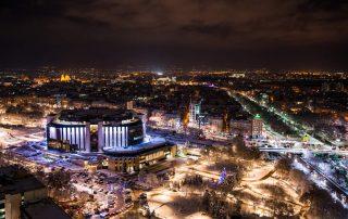 Sofia by night