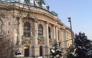 Зимна приказка Софийският Университет