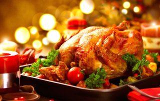 Коледно меню Christmas menu