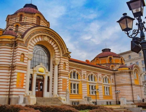 What to do in Sofia in April 19